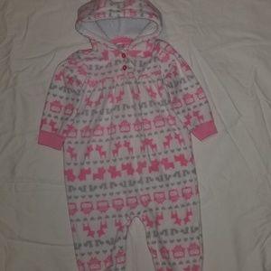9mo fleece jumpsuit